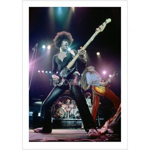 Thin Lizzy, Wembley Empire Pool, London Jun '78, 7806012069, © 1978 Robert Ellis