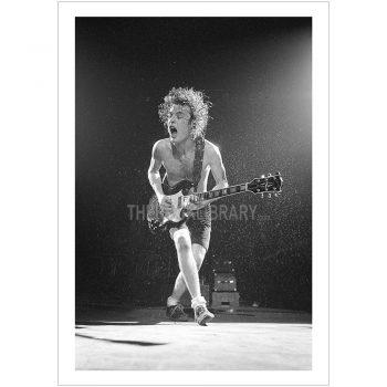 AC/DC, Highway to Hell Tour, UK Manchester Apollo Oct '79, 7910010001, ©1979 Robert Ellis
